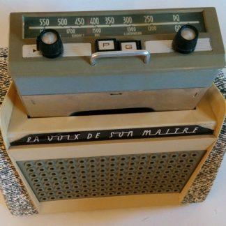 Transistor La Voix De Son Maître AT 79