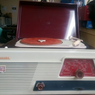 Radio-phono Philips années 50