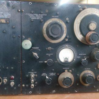Signal generator 605-A - 1936