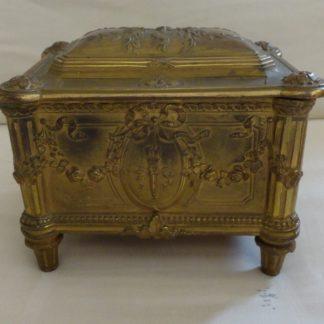 Coffret à Bijoux XIXe siècle
