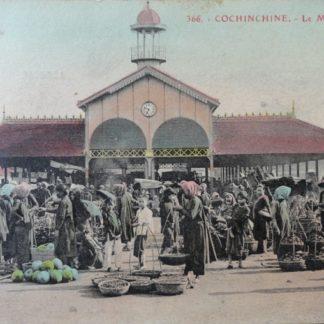 Une carte postale ancienne, CPA 1905-1914