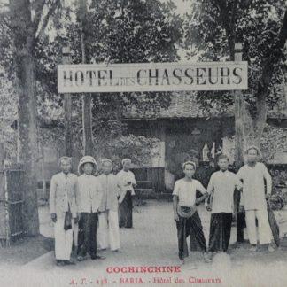 CAP - Cochinchine, Hôtel des chasseurs