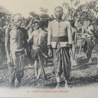 Une carte postale ancienne, CPA 1905 - 1914