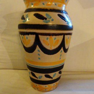 Vase art-déco par Michel Clément