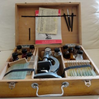 Microscope optico - Henri COUPIN