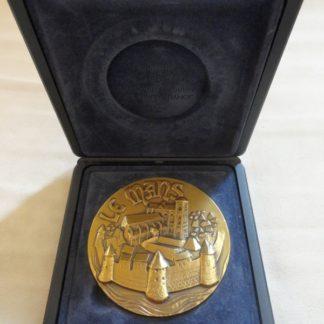 Médaille L Mans - CENOMANIES BICENTENAIRE