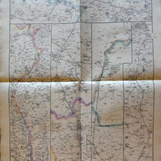 Eastern Counties Railway (Sheet 2. London to Cambridge & Norwich)