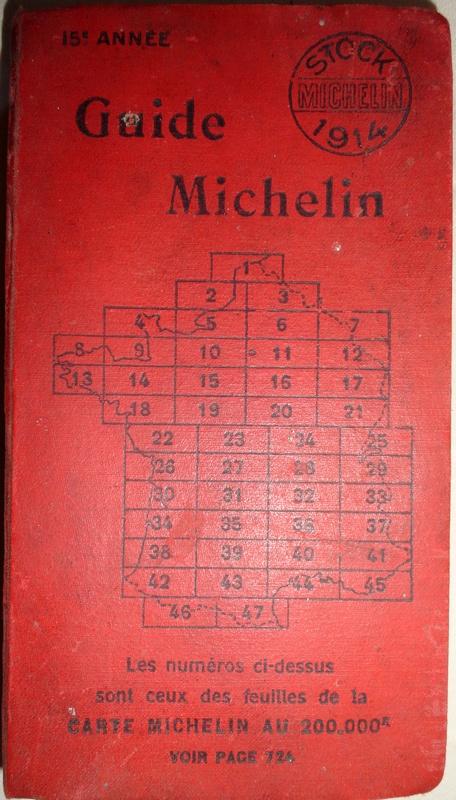 Guide michelin ann e - Emmaus clermont ferrand ...