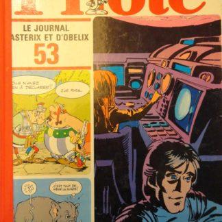 Pilote n° 53. du 564 au n° 572. le journal d asterix et obelix