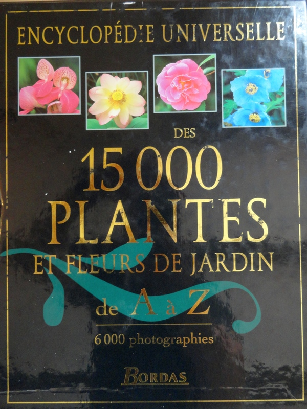 encyclopedie 15000 plantes bordas