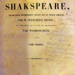Œuvres complètes de Shakespeare