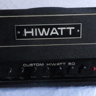 Hiwatt Custom 50