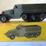 DINKY TOYS HALF-TRACK M3 Réf 822