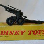 DINKY TOYS Obusier De 155A.B.S 80E