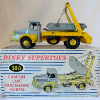 DINKY SUPERTOYS - Camion Unic Multibenne MARREL