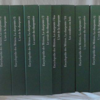 Encyclopédie des métiers, La charpente