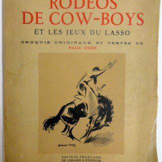 Rodéos de cow-boys et les jeux du lasso