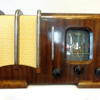 Radio vintage DUCASTEL, modèle DAHG 395