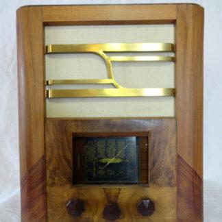 Ancien poste de radio TSF, LEMOUZY Paris