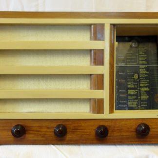 Poste radio vintage CLARVILLE