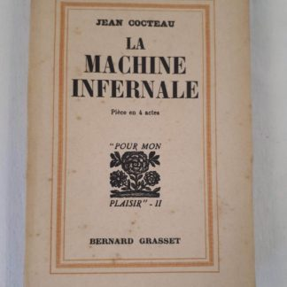 La machine infernale, COCTEAU Jean