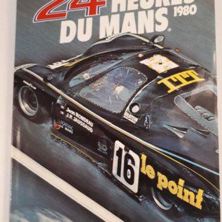 24 heures du Mans 1980