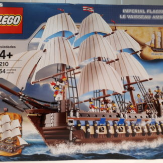 LEGO PIRATES Imperial Flagship 10210, 1664 pièces