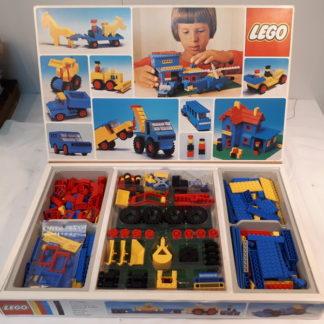 Lego coffret 911
