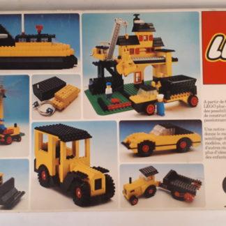 Lego coffret 912