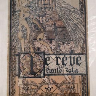 ZOLA Emile - Le Rêve, illustré par Carlos Schwabe