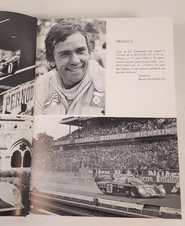 courses automobiles, 24h du Mans, Jean Rondeau