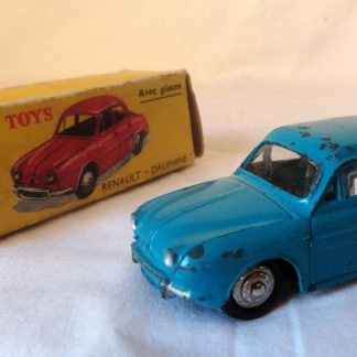 DINKY TOYS - Renault Dauphine 524 (24E)