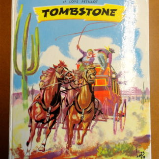 "Une aventure de Bill JOURDAN ""tombstone"""