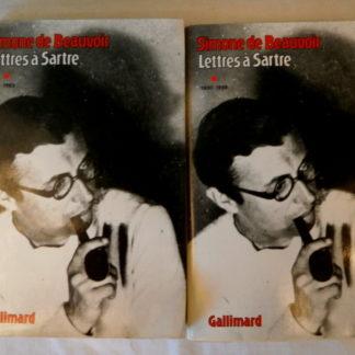 Simone de Beauvoir, Lettre à Sartre, 1930-1939 - 1940-1963