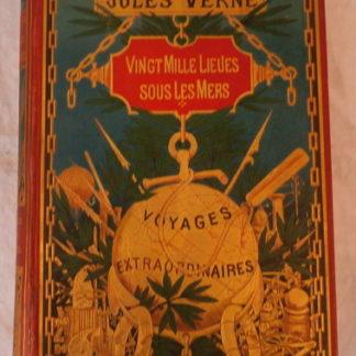 Jules Verne, Vingt Mille Lieues Sous les Mers