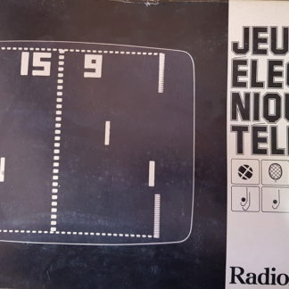 Jeu électronique télévisé RADIOLA T.02 - France 1977