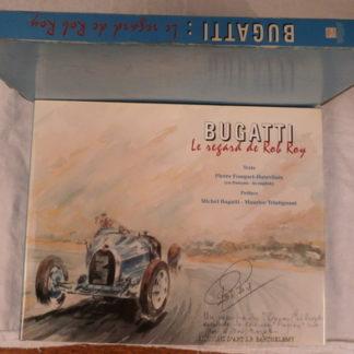 Bugatti le Regard de Rob Roy