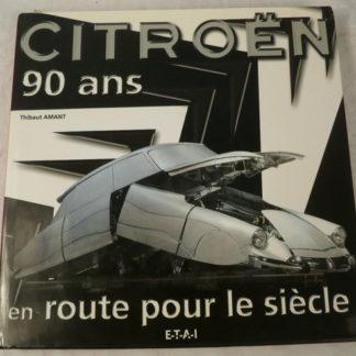 90 Ans Citroën, Thibaut Amant