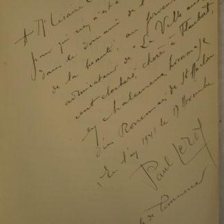 Paul Leroy, l'aitre Saint-Maclou et la Danse Macabre
