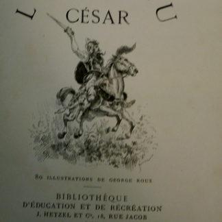Alfred Rambaud, L'anneau de César