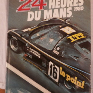 24 Heurs du Mans, 1980