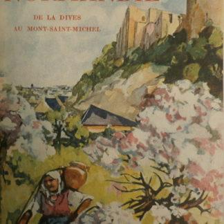 René Herval, en Normandie, couverture de Louis Garin