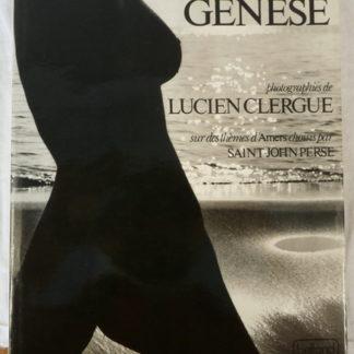 Lucien Clergue, Genèse, Saint-John Perse
